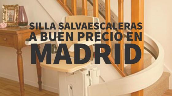 Silla salvaescaleras precio Madrid