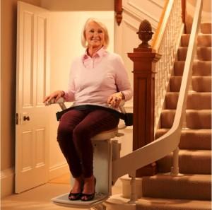 sillas electricas para escaleras madrid